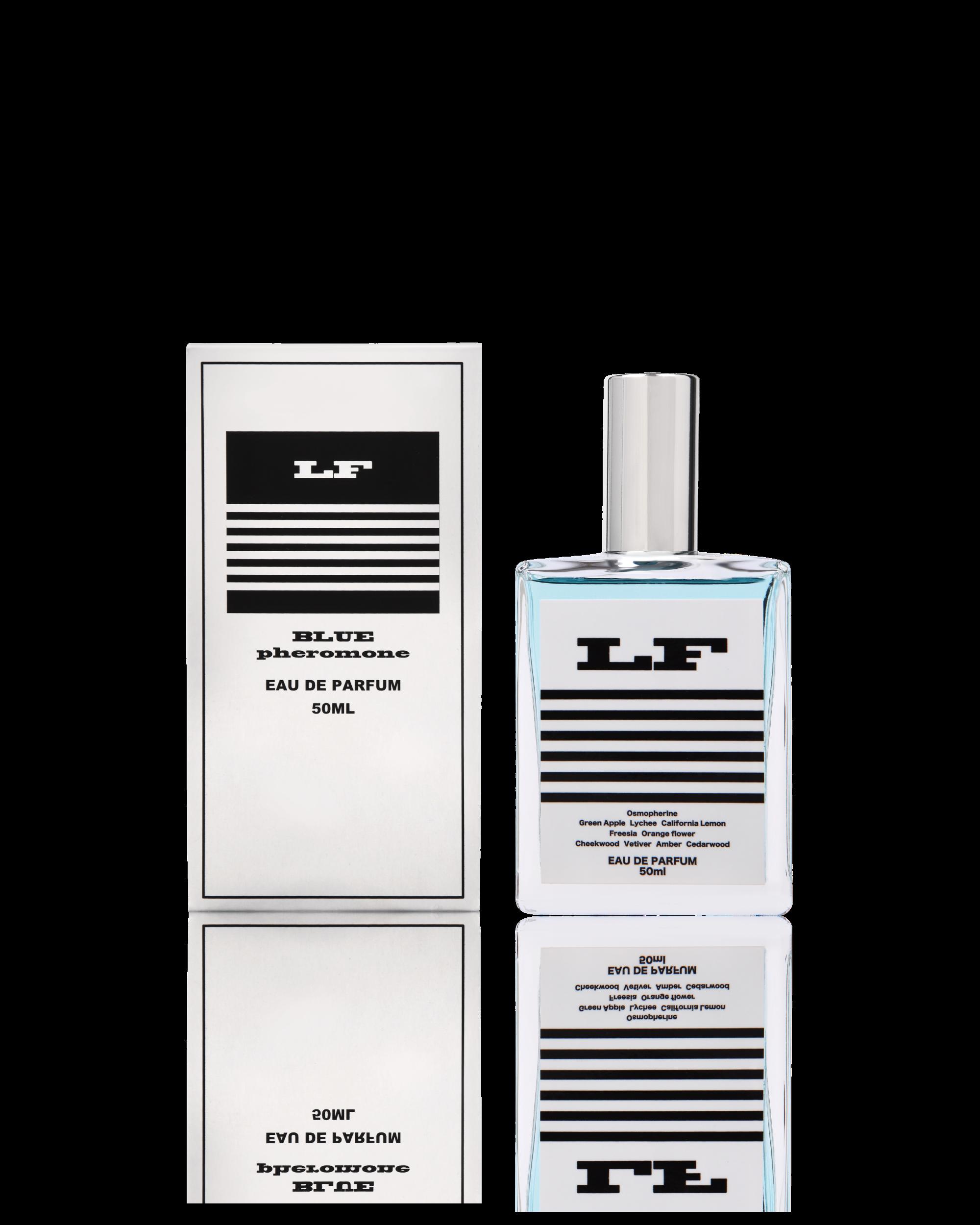 BLUE pheromone by LAYERED FRAGRANCE